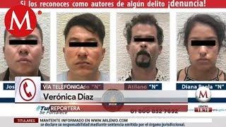 Caen tres militares en Edomex por secuestro de joven
