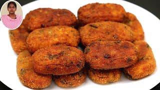4 உருளைக்கிழங்கு இருந்தா உடனே இந்த ஸ்னாக் செஞ்சி பாருங்க | Snacks Recipes in Tamil