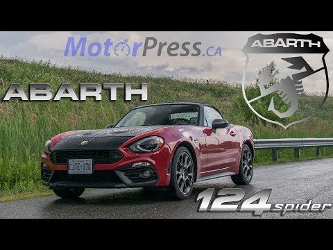 2019 FIAT Abarth 124 Spider - Review