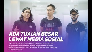 Gambar cover yesHEis Indonesia in collaboration with Raditya Oloan & Christofer Tapiheru