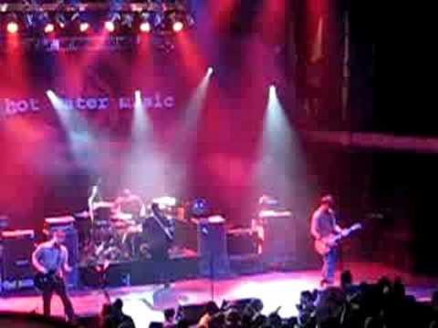 "HOT WATER MUSIC - ""FREE RADIO GAINESVILLE"" -  LIVE NYC"