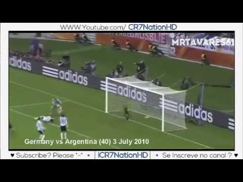 Germany Miroslav Klose  Goals in World Cup HD