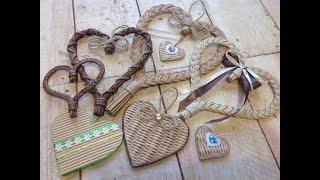 39 Vlog Морилка Палисандр НовБытХим Три оттенка Обзор Сердечки Stain Rosewood Three Shades Hearts