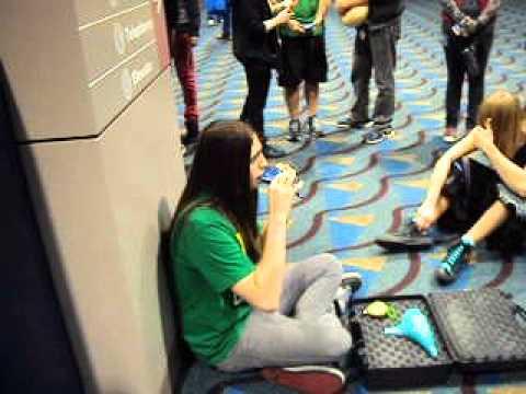 Awesome Ocarina Playing at Kami-Con 2013