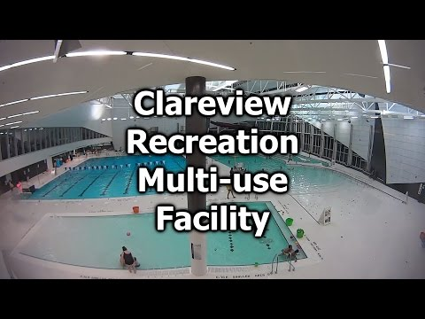 Tour Of Clareview Recreation Ctr, Library, & Multi-Cultural Centre | #yegventures