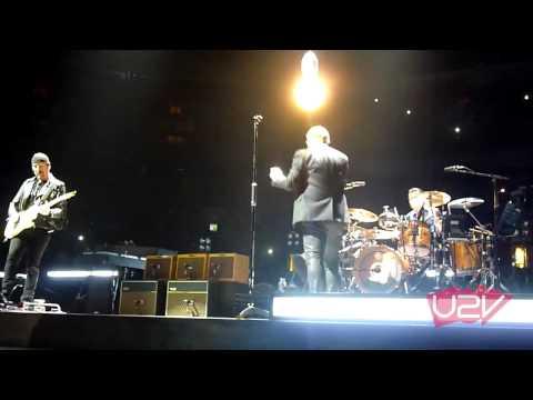 #U2ieTour - Vancouver 1 - U2 - Vertigo feat. Leo (Vertigo Radio)