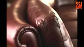 видео диваны кожаные