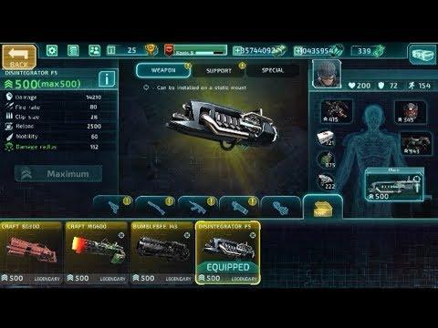 Alien Shooter 2 V.1.1.8 (Android)