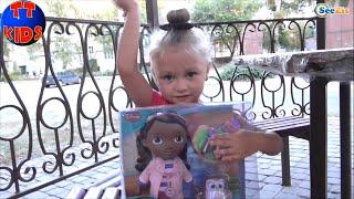 ✔ McStuffins Video Toy Review  Buy a Doll | Доктор Плюшева новая Кукла Ярославы  Серия 52 ✔