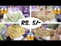 Jewellery Wholesale Market In Sadar Bazar | Bridal Jewellery Collection 2018 | Artificial Jewellery