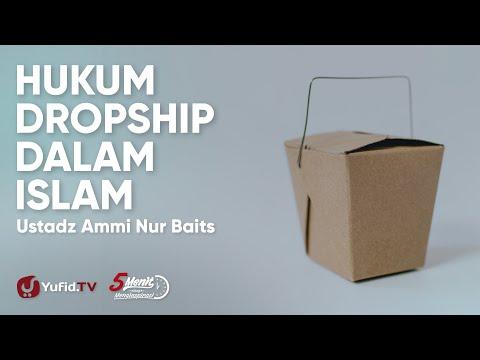 hukum-dropship-dalam-islam---ustadz-ammi-nur-baits