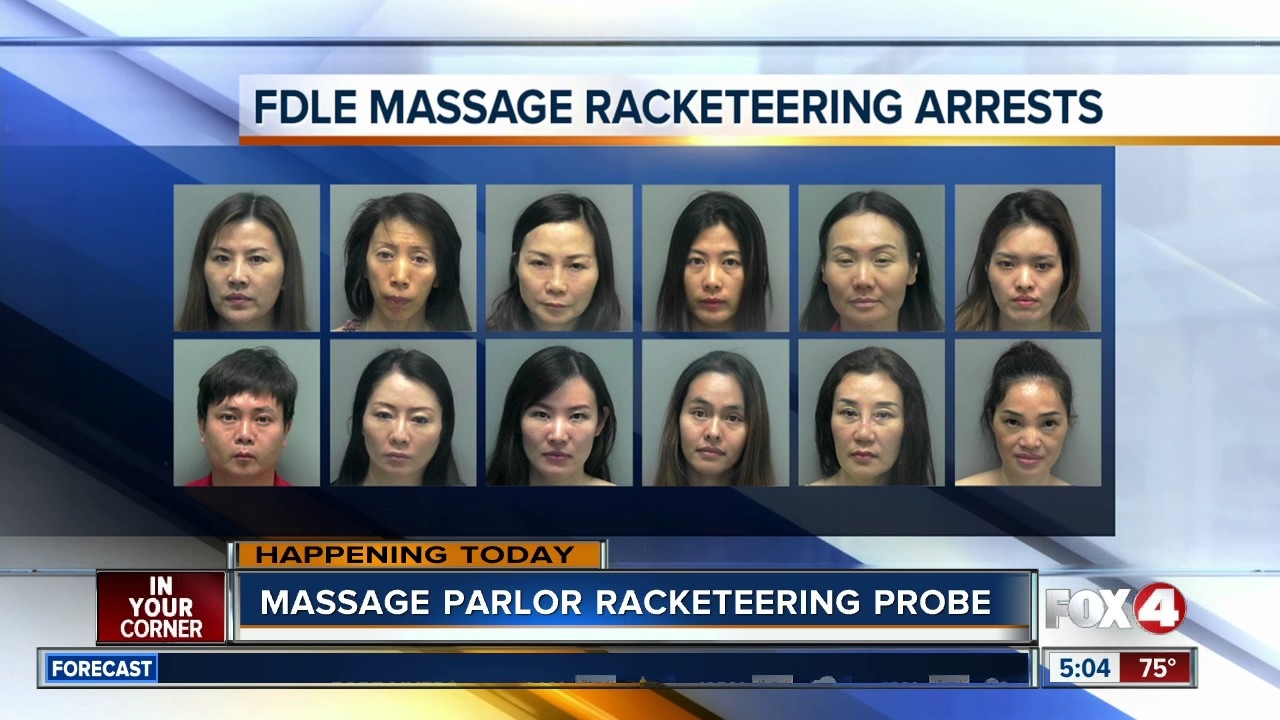Massage Parlors In Phoenix