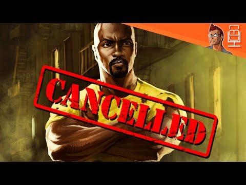 "BIGVON - Netflix Has Canceled Popular Marvel Show, ""Luke Cage""!"