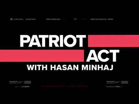 Patriot Act With Hasan Minhaj [Extended Rap Beat Version]