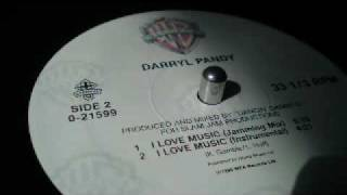 Darryl Pandy - I Love Music