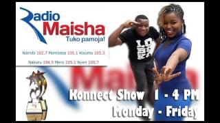 Konnect Show 10th February 2016, Konnectiwa Kimapenzi