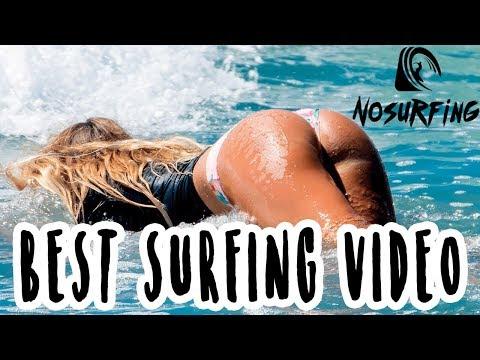 BEST SURF VIDEO -  Surf Like a Pro - EPIC TRICKS - BIG WAVE SURFING COMPILATION 2017