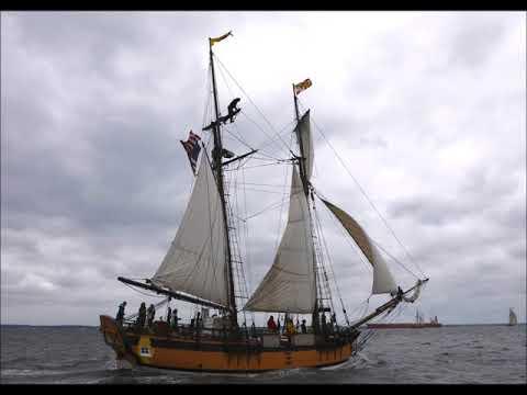Great Chesapeake Bay Schooner Race 2017