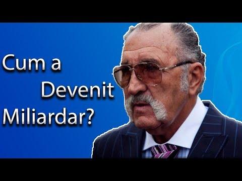 Cine Este Ion Tiriac? Si Cum A Devenit Miliardar?