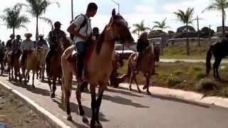 Cavalgada em Paracatu   2014