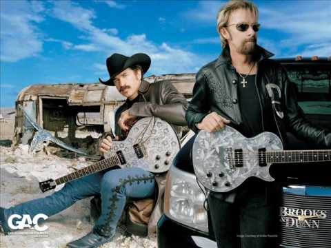 Brooks and Dunn - Cowgirls Don't Cry