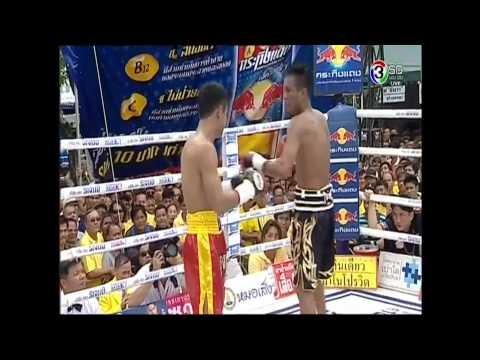 เอกตะวัน ม.กรุงเทพธนบุรี vs อีกอล โทบีดาล Eaktawan Mor Krungthepthonburi vs  Ichal Tobida