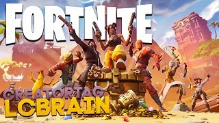 You can support me for free! | Fortnite Code LCBRAIN