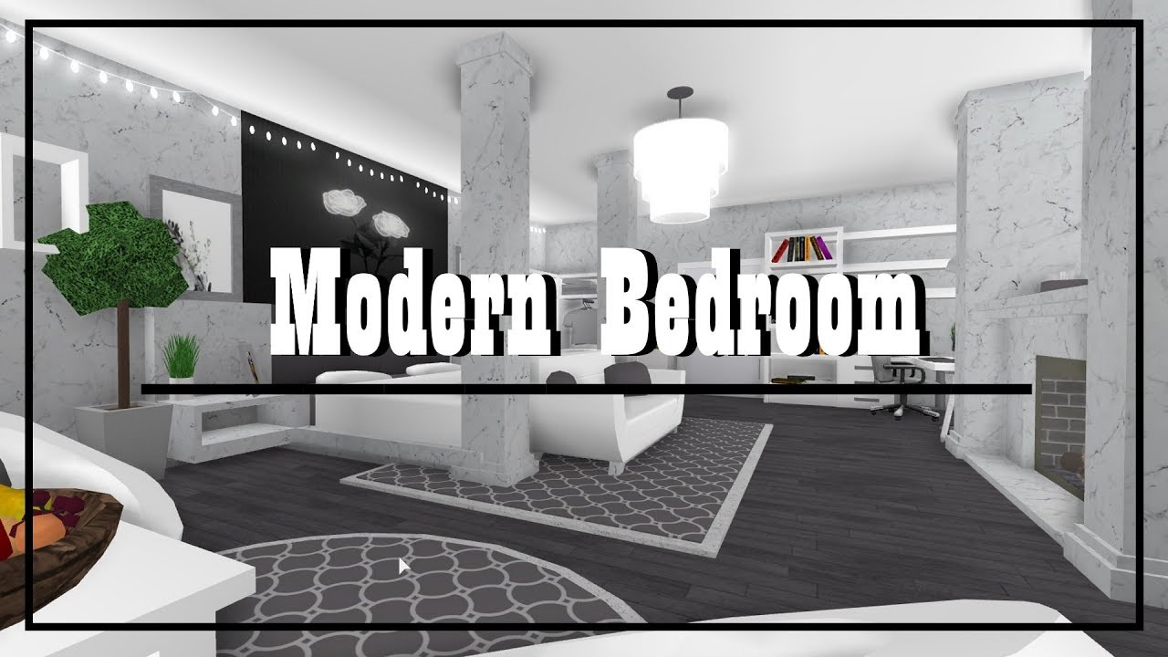 ROBLOX | Welcome to Bloxburg - Speed Build : Modern ... - photo#1