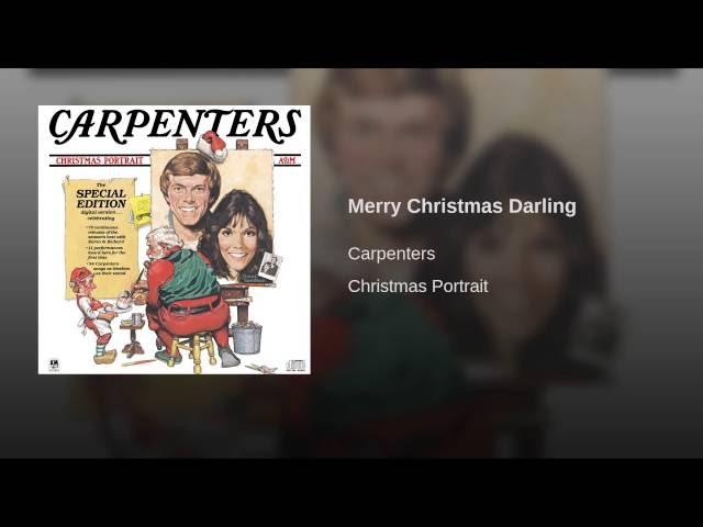 carpenters merry christmas darling lyrics genius lyrics