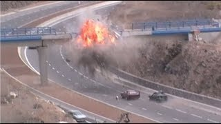 Making of Fast and the Furious 6 - Explosion auf Teneriffa - A todo gas 6