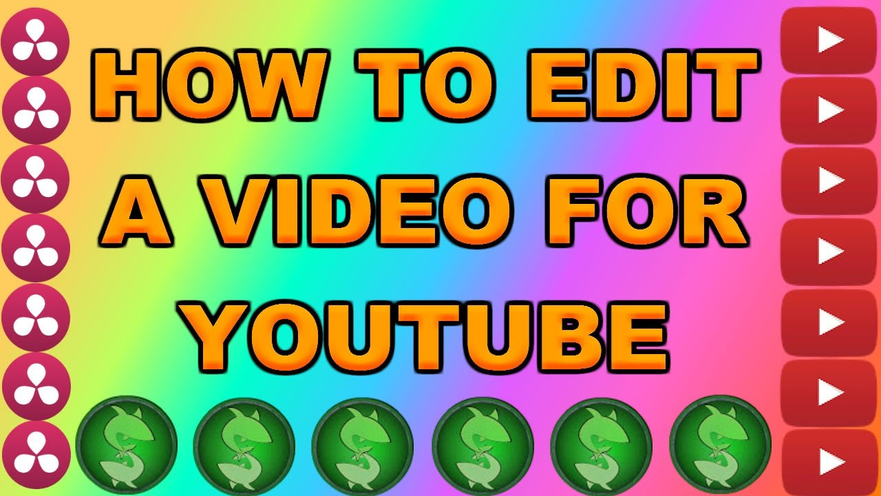 How To Edit Youtube Videos For Free