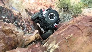 Axial Jeep Wrangler Unlimited Rubicon #3
