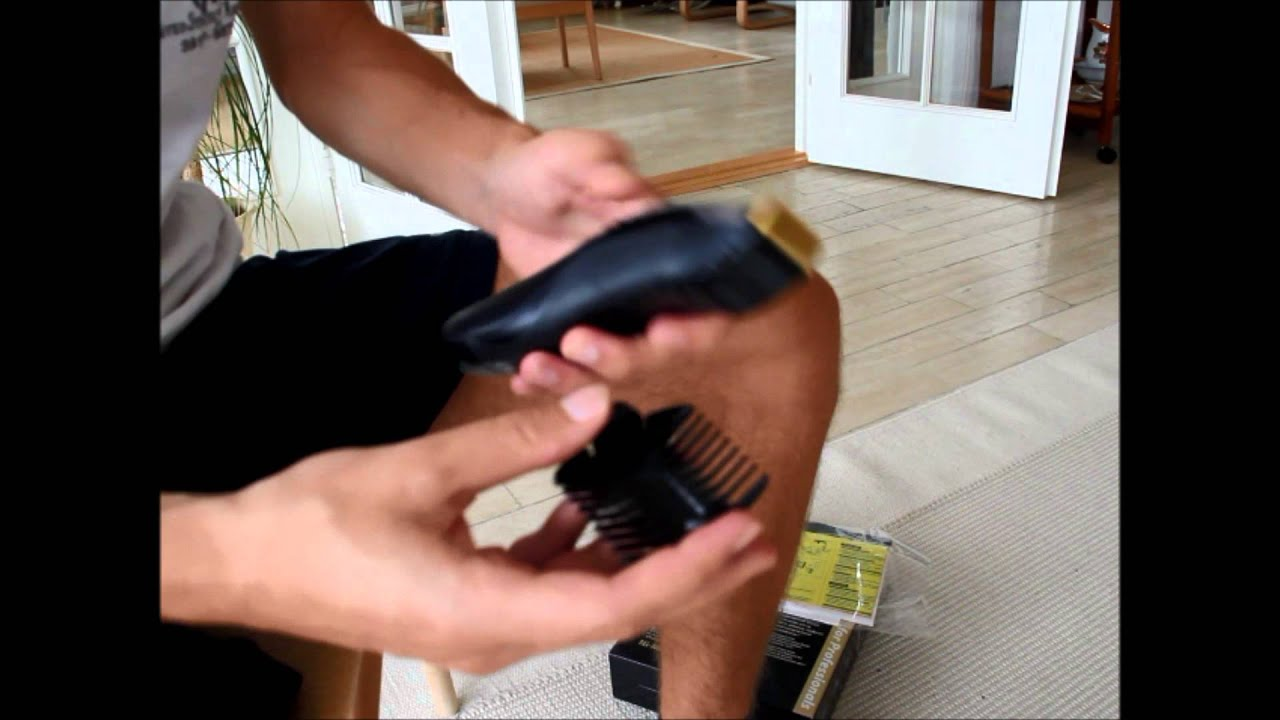 panasonic er 1611 k hårtrimmer