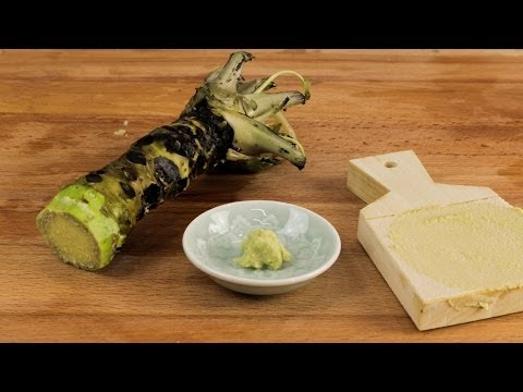 The Truth About Wasabi - What is Real Wasabi