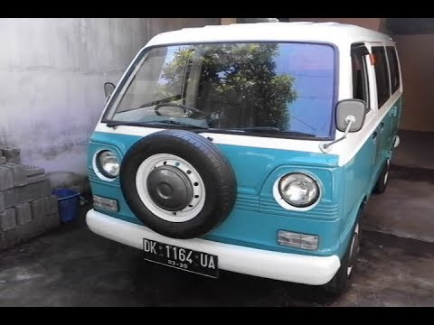 44+ Modifikasi Mobil Carry Mini Bus HD Terbaru