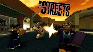 How to find the UZI in roblox the streets |The Streets ROBLOX