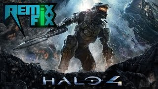 Halo 4 Metal Remix - REMIX FIX