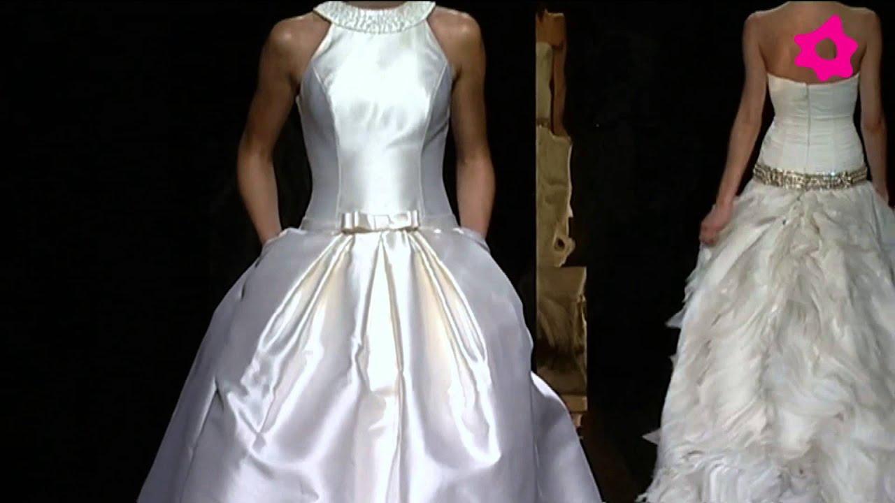 Vestidos de novia mas atrevidos que has visto
