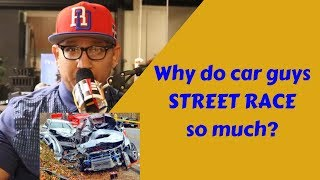 Why Do Car Guys Condone Street Racing So Willingly?