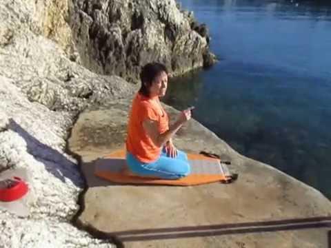5 tibeťanů - cvičení