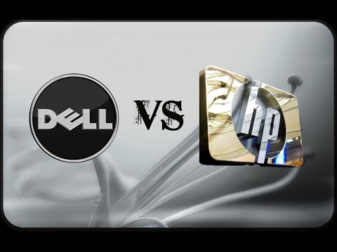 Dell vs Hp (Which is better, Ultimate) 2017.