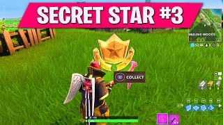 WEEK 3 SECRET BATTLE STAR SEASON 5 LOCATION! - Fortnite Battle Royale (Road Trip Challenges)