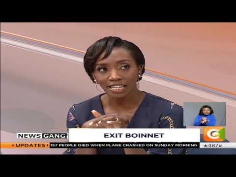 NEWS GANG | Former IG Boinnet