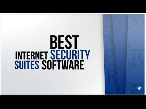 TOP Best Internet Security Suites Software 2017