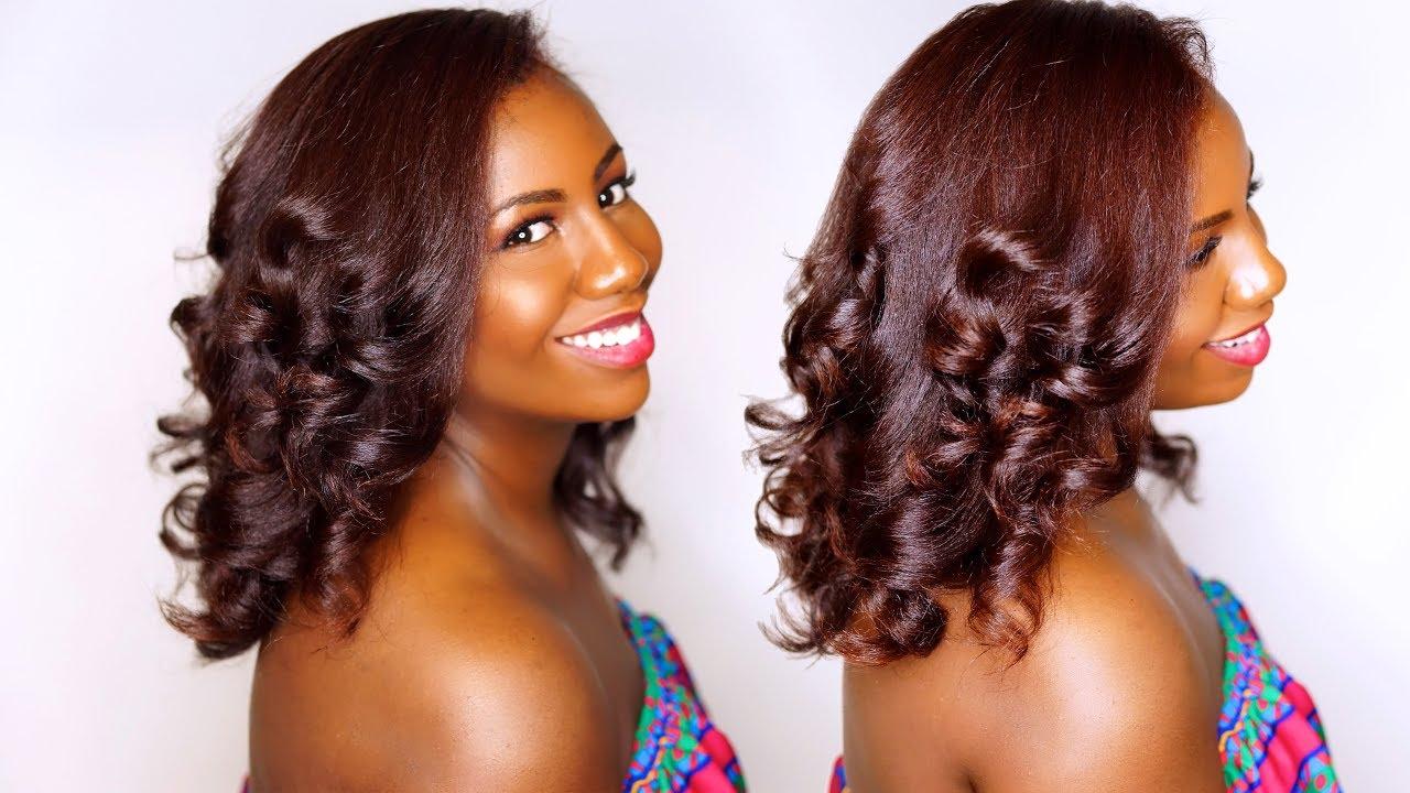 New Dark Auburn Hair Color Youtube