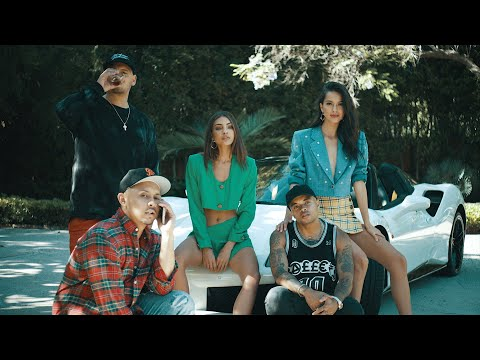 Bobby Brackins - Whiplash 2.0 (Official Video) (feat. Marc E. Bassy & P-Lo)
