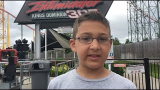 Koaster Kids Return to Kings Dominion (with Special Guest)