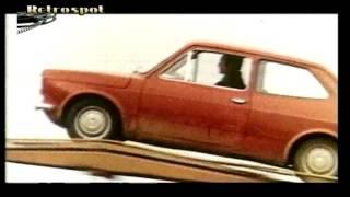 Retrospot Fiat 127 : 1971 - AutomotoTV