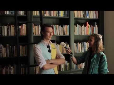 Reporter Roos op de Vereniging: Augustinus