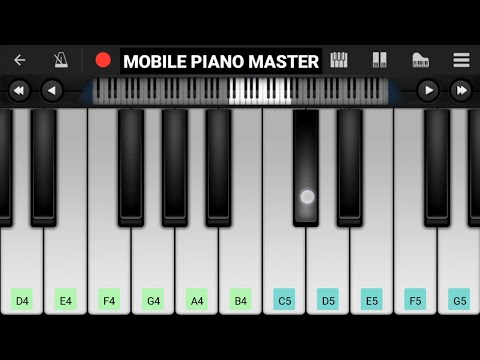 Bhar do jholi Piano Tutorial|Piano Keyboard|Piano Lessons|Piano Music|learn piano Online|Piano